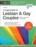 A Legal Guide for Lesbian and Gay Couples, Emily Doskow and Frederick Hertz, 1413320201