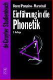 Einfuhrung in die Phonetik 9783110180206
