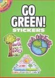 Go Green! Stickers, Karen Embry, 0486470202