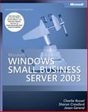 Microsoft Windows Small Business Server 2003, Crawford, Sharon and Russel, Charlie, 0735620202