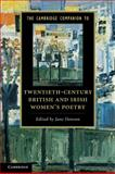 The Cambridge Companion to Twentieth-Century British and Irish Women's Poetry, , 0521120217