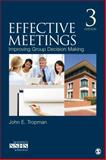 Effective Meetings 3rd Edition