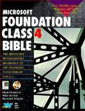 Microsoft Foundation Class 4 Bible, Pandolfi, Fred and Oliver, Mike, 1571690212
