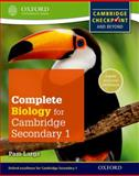 Complete Biology for Cambridge Secondary 1 Student Book, Pam Large, 0198390211