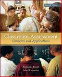 Classroom Assessment, Airasian, Peter and Russell, Michael, 0078110211