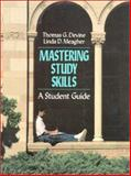 Mastering Study Skills, Devine, Thomas G. and Meagher, Linda D., 0135600219