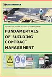 Fundamentals of Building Contract Management, Uher, Thomas E. and Davenport, Philip, 1742230210