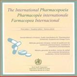 The International Pharmacopoeia, , 9240560211