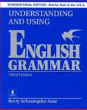 Understanding and Using English Grammar without Answer Key (Blue), International Version, Azar Series, Azar, Betty Schrampfer, 0131930214