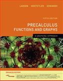 Precalculus Functions and Graphs : A Graphing Approach, Enhanced Edition (Book Only), Larson, Ron and Hostetler, Robert P., 143905021X