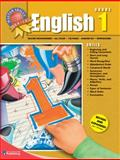 English, Grade 1, Carole Gerber and Carson-Dellosa Publishing Staff, 1561890219