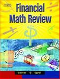 Financial Math Review, Gerver, Robert K. and Sgroi, Richard J., 053844021X