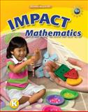 Math Connects, Kindergarten, IMPACT Mathematics, Student Edition, Macmillan/McGraw-Hill, 0021070229