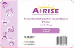 A+Rise Instructional Strategy Card, Arroyo, Evelyn, 0132700220