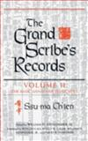 The Grand Scribe's Records Vol. II : The Basic Annals of the Han Dynasty, Sima, Qian and Ch'ien, Ssu-Ma, 0253340225
