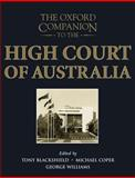 The Oxford Companion to the High Court of Australia, Coper, Michael, 0195540220