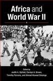 Africa and World War II, , 1107630223
