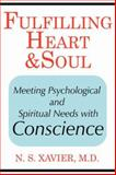 Fulfilling Heart and Soul Meeting Psych, N. S. Xavier, 1425970222