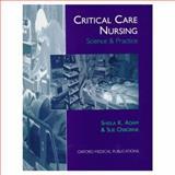 Critical Care Nursing 9780192630223