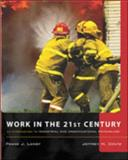 Work in the 21st Century : An Introduction to Industrial and Organizational Psychology, Landy, Frank J. and Conte, Jeffrey M., 0072830220