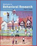 Methods in Behavioral Research, Cozby, Paul C., 0073370223