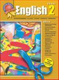 English, Grade 2, Carole Gerber and Carson-Dellosa Publishing Staff, 1561890227