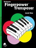 Fingerpower Transposer, Level One, Wesley Schaum, 1629060224