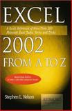 Excel 2002 from A to Z, Stephen L. Nelson, 1931150222