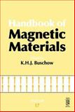 Handbook of Magnetic Materials, , 0444530223