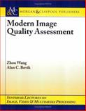 Modern Image Quality Assessment, Wang, Zhou and Bovik, Alan C., 1598290223