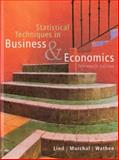 Statistical Techniques in Business and Economics, Lind, Douglas A. and Marchal, William G., 0073030228