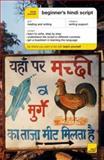 Beginner's Hindi Script, Rupert Snell, 0340860227