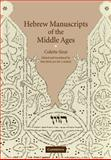 Hebrew Manuscripts of the Middle Ages, Sirat, Colette, 0521090237