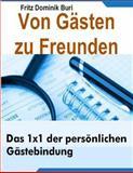 Von Gaesten Zu Freunden, Fritz Buri, 1494710234