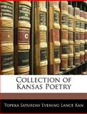 Collection of Kansas Poetry, Topeka Saturday Evening Lance, 1145910238