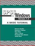 SPSS for Windows-Version 7.5, Shaffer, Richard D., 007366023X