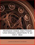 Notizen Ueber Den Vesuv Und Dessen Eruption V. 22 Oct. 1822, Giovanni Battista Salvadori, 1141630230