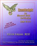 ExamInsight for MCP/MCSE Certification : Microsoft Windows 2000 Directory Services Infrastructure Exam 70-217, Simpson, Patrick, 1590950232