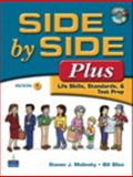 Value Pack : Side by Side Plus 1 with Word by Word Picture Dictionary (with WordSongs Music CD) and Activity and Test Prep Workbook 1 (with 2 Audio CDs), Molinsky and Molinsky, Steven J., 0138140235