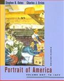 Portrait of America to 1877 9780618220236