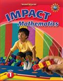 Math Connects, Grade 1, IMPACT Mathematics, Student Edition, Macmillan/McGraw-Hill, 0021070237