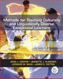 Methods for Teaching Culturally and Linguistically Diverse Exceptional Learners, Hoover, John J. and Klingner, Janette K., 0131720236