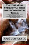 The 1333 Most Frequently Used Environmental Terms, José Leyva, 1491090235
