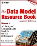 The Data Model Resource Book : A Library of Universal Data Models for All Enterprises, Silverston, Len, 0471380237