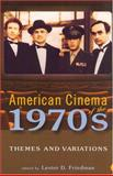 American Cinema of The 1970s : Themes and Variations, , 0813540232