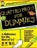 Quattro Pro for DOS for Dummies, Walkenbach, John, 1568840233