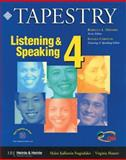 Listening and Speaking, Level 4, Fragiadakis, Helen Kalkstein and Maurer, Virginia, 0838400248
