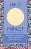 Early Harvest, R. Deininger, 1586540246