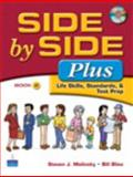 Value Pack : Side by Side Plus 2 with Word by Word Picture Dictionary (with WordSongs Music CD) and Activity and Test Prep Workbook 2 (with Audio CDs), Molinsky and Molinsky, Steven J., 0138140243