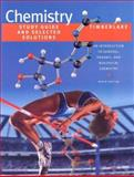 Chemistry: Study Guide and Selected Solutions, Karen C. Timberlake, 0805330240